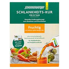 Schlankheitskur Fruchtige Schoenenberger 1 Packung