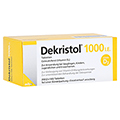 DEKRISTOL 1.000 I.E. Tabletten 200 Stück