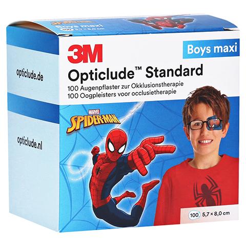 Opticlude 3M Standard Disney Pflaster Boys maxi 100 Stück