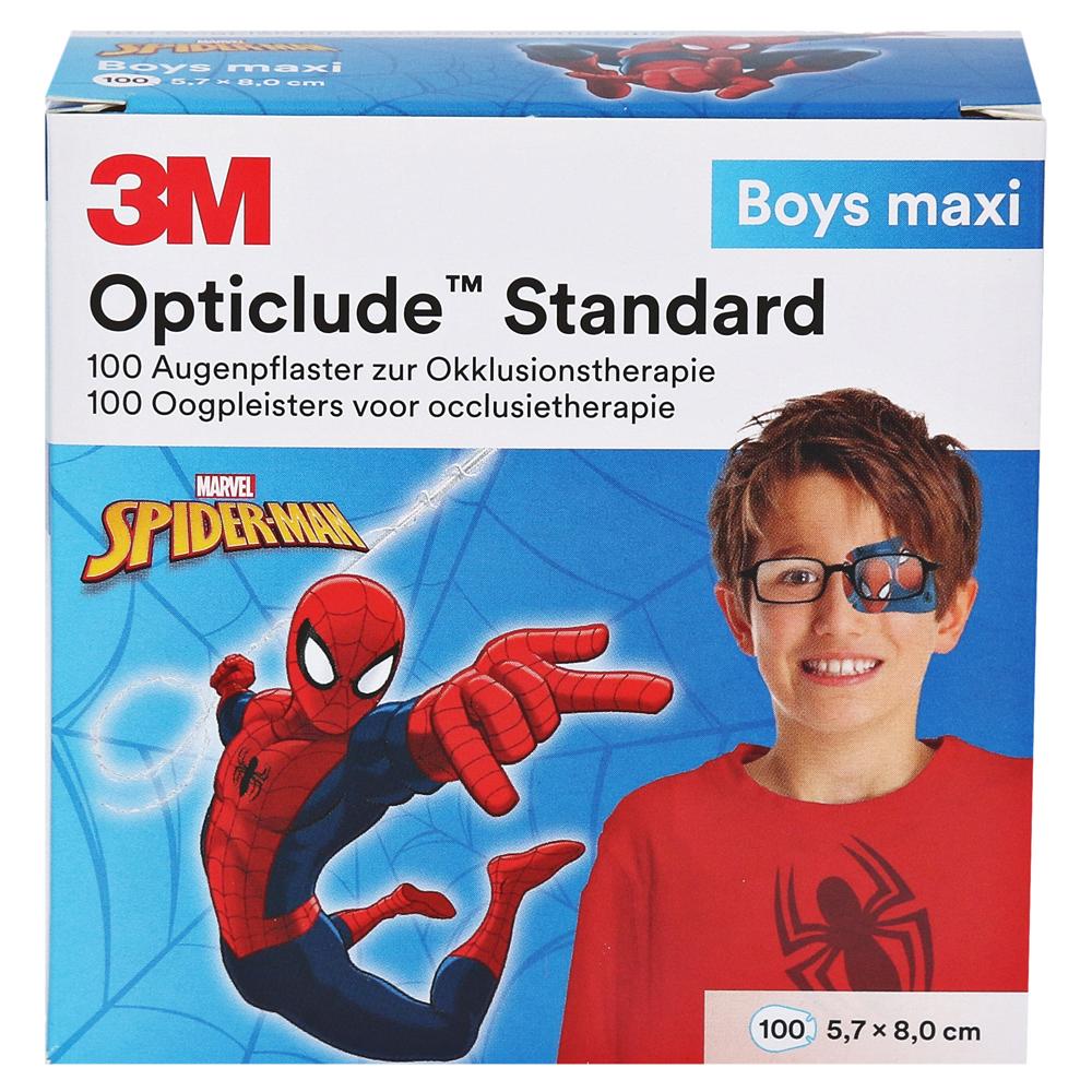 Opticlude 3M Standard Disney Pflaster Boys maxi 100 Stück online bestellen - medpex Versandapotheke