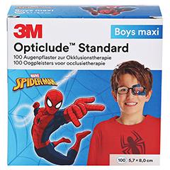 Opticlude 3M Standard Disney Pflaster Boys maxi 100 Stück - Vorderseite