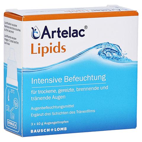 Artelac Lipids MD Augentropfen 3x10 Gramm