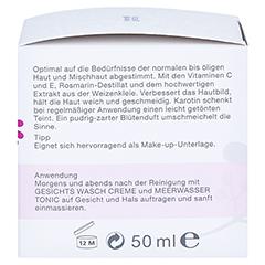 Hildegard Braukmann EMOSIE Feuchtigkeits Blüten Fluid 50 Milliliter - Rechte Seite