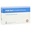 PARI NaCl Inhalationslösung Ampullen 20x5 Milliliter