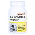 A-Z Komplex-ratiopharm Tabletten 100 Stück