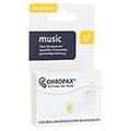 OHROPAX music Ohrstöpsel mit Filter 2 Stück