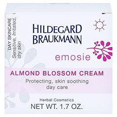 Hildegard Braukmann EMOSIE Mandelblüten Creme 50 Milliliter - Rückseite