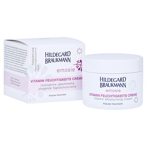 Hildegard Braukmann EMOSIE Vitamin Feuchtigkeits Creme 50 Milliliter
