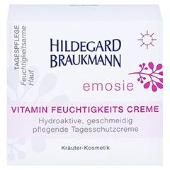 Hildegard Braukmann EMOSIE Vitamin Feuchtigkeits Creme 50 Milliliter - Vorderseite