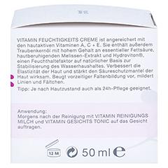 Hildegard Braukmann EMOSIE Vitamin Feuchtigkeits Creme 50 Milliliter - Rechte Seite
