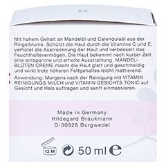 Hildegard Braukmann EMOSIE Mandelblüten Creme 50 Milliliter - Rechte Seite