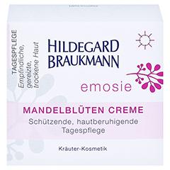 Hildegard Braukmann EMOSIE Mandelblüten Creme 50 Milliliter - Vorderseite