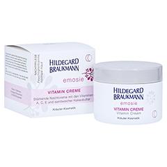 Hildegard Braukmann EMOSIE Vitamin Creme 50 Milliliter