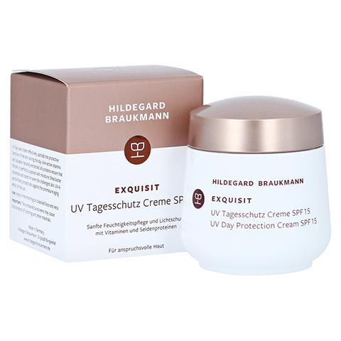 Hildegard Braukmann EXQUISIT UV Tagesschutz Creme SPF 8 50 Milliliter
