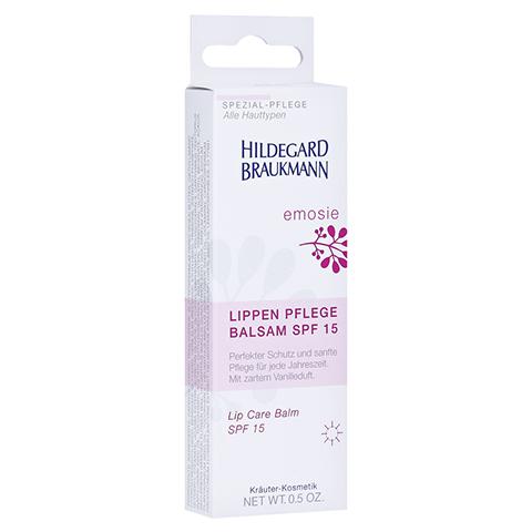 Hildegard Braukmann EMOSIE Lippen Pflege Balsam SPF 15 15 Milliliter
