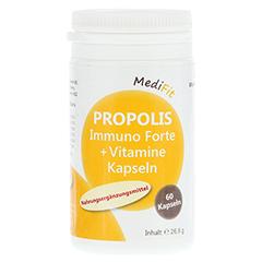 PROPOLIS IMMUNO Forte+Vitamine Kapseln MediFit 60 Stück