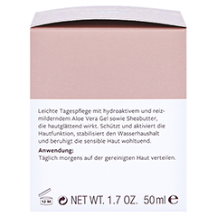 Hildegard Braukmann EXQUISIT Feuchtigkeits Creme sensitiv 50 Milliliter - Rechte Seite