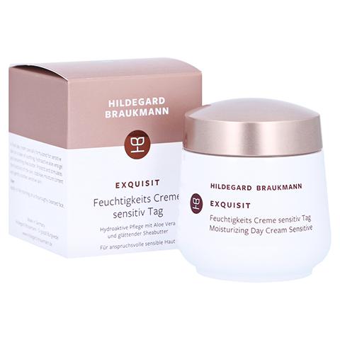Hildegard Braukmann EXQUISIT Feuchtigkeits Creme sensitiv 50 Milliliter