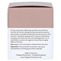 Hildegard Braukmann EXQUISIT UV Tagesschutz Creme SPF 8 50 Milliliter - Linke Seite