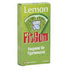 LEMON FITGUM L-Carnitin Kaugummi 2x8 Stück