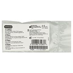 ALVITA Inhalator T2000 Filter 2 Stück