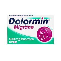 Dolormin Migräne 10 Stück N1