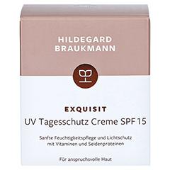 Hildegard Braukmann EXQUISIT UV Tagesschutz Creme SPF 8 50 Milliliter - Vorderseite