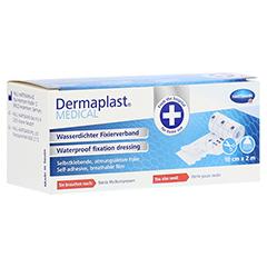 DERMAPLAST MEDICAL Fixierverband wasserd.10 cmx2 m 1 Stück