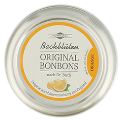 BACHBLÜTEN Original Bonbons Orange 50 Gramm