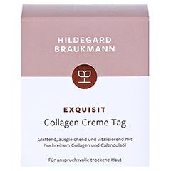 Hildegard Braukmann EXQUISIT Collagen Creme 50 Milliliter - Vorderseite