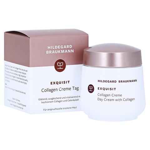 Hildegard Braukmann EXQUISIT Collagen Creme 50 Milliliter