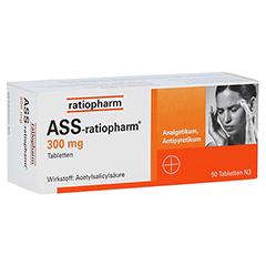 ASS-ratiopharm 300mg 50 Stück N3