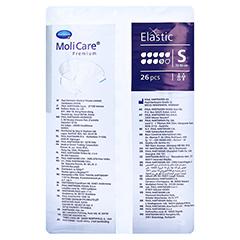 MOLICARE Premium Elastic Slip 9 Tropfen Gr.S 26 Stück - Linke Seite