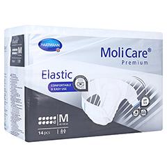 MOLICARE Premium Elastic Slip 10 Tropfen Gr.M 14 Stück