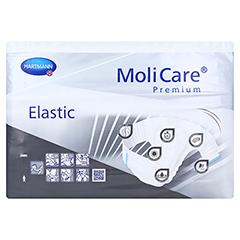 MOLICARE Premium Elastic Slip 10 Tropfen Gr.M 14 Stück - Rückseite