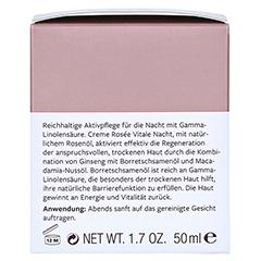 Hildegard Braukmann EXQUISIT Creme rosee vitale 50 Milliliter - Rechte Seite