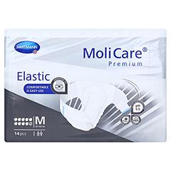 MOLICARE Premium Elastic Slip 10 Tropfen Gr.M 14 Stück - Vorderseite