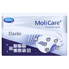 MOLICARE Premium Elastic Slip 9 Tropfen Gr.S 26 Stück - Rückseite