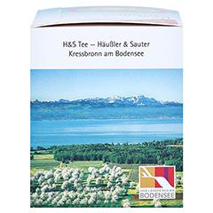 H&S Hanf plus Karkade Filterbeutel 20x1.3 Gramm - Rechte Seite