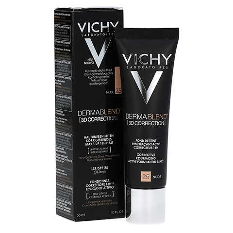 VICHY DERMABLEND 3D Make-up 25 30 Milliliter