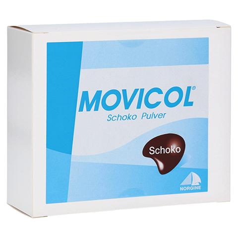 MOVICOL Schoko 10 Stück N1