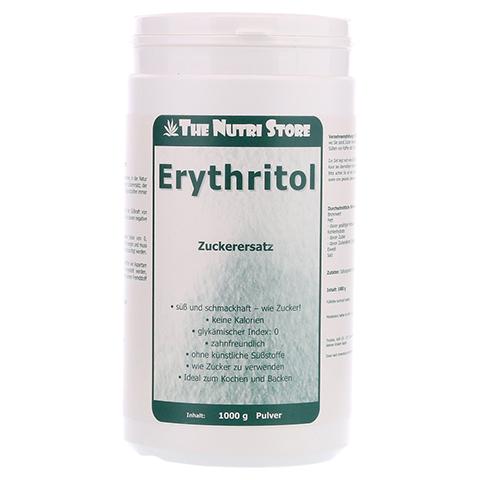 ERYTHRITOL Zuckerersatz Pulver 1000 Gramm