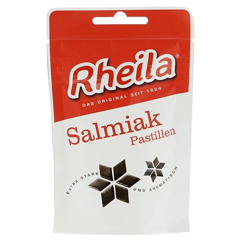 RHEILA Salmiak Pastillen mit Zucker 35 Gramm