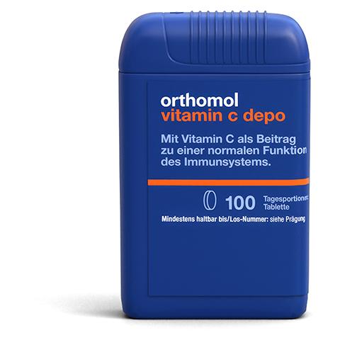 orthomol vitamin C depo 100 Stück