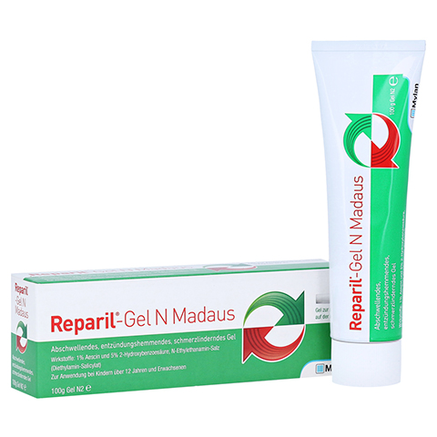 REPARIL-Gel N Madaus 100 Gramm N2