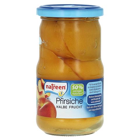 NATREEN Obstkonserve Pfirsiche halbe Frucht 370 Milliliter