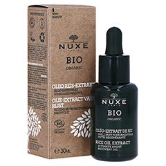 NUXE Bio regenerierendes nährendes Nachtöl 30 Milliliter