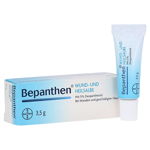 Bepanthen Wund- und Heilsalbe 3.5 Gramm