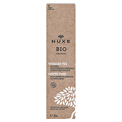 NUXE Bio multiperf Feuchtigkeitspflege med Creme 50 Milliliter - Vorderseite