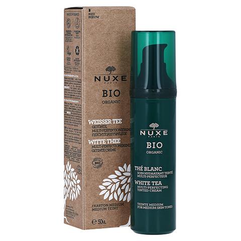 NUXE Bio multiperf Feuchtigkeitspflege med Creme 50 Milliliter